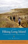 Hiking Long Island cover